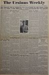 The Ursinus Weekly, October 18, 1948