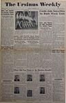 The Ursinus Weekly, November 8, 1948