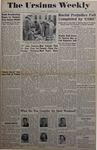 The Ursinus Weekly, November 22, 1948