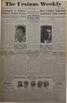 The Ursinus Weekly, January 17, 1949