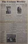 The Ursinus Weekly, February 28, 1949