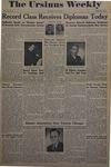 The Ursinus Weekly, June 6, 1949