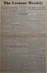 The Ursinus Weekly, October 6, 1947