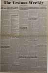 The Ursinus Weekly, October 20, 1947 by Robert Juppe, Barbara P. Shumaker, Lois Cain, Roy Todd, Wesley Johnson, John Burton, John Martin, Betty Leeming, and Richard Reid