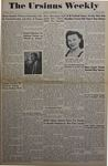 The Ursinus Weekly, November 10, 1947