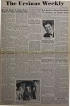 The Ursinus Weekly, November 17, 1947