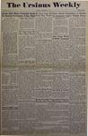 The Ursinus Weekly, December 8, 1947