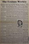 The Ursinus Weekly, February 9, 1948
