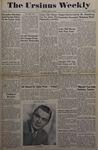 The Ursinus Weekly, April 12, 1948