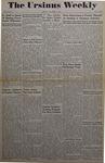 The Ursinus Weekly, December 9, 1946