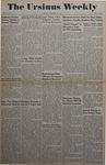 The Ursinus Weekly, December 16, 1946