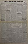 The Ursinus Weekly, January 13, 1947