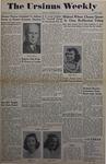 The Ursinus Weekly, January 20, 1947
