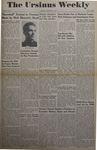 The Ursinus Weekly, February 17, 1947