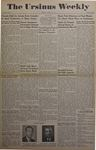 The Ursinus Weekly, March 3, 1947