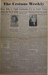 The Ursinus Weekly, May 5, 1947