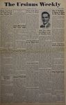 The Ursinus Weekly, May 19, 1947 by Robert Juppe, Roy Todd, and Walter Turner