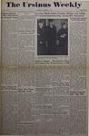 The Ursinus Weekly, November 19, 1945