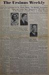 The Ursinus Weekly, December 10, 1945