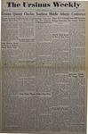 The Ursinus Weekly, February 18, 1946