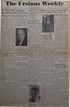 The Ursinus Weekly, April 8, 1946