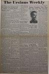 The Ursinus Weekly, April 29, 1946