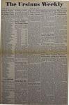 The Ursinus Weekly, May 13, 1946