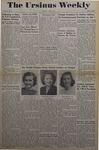The Ursinus Weekly, June 3, 1946