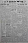 The Ursinus Weekly, July 17, 1944