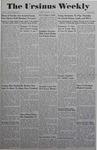 The Ursinus Weekly, August 14, 1944 by Joy Harter