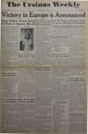 The Ursinus Weekly, May 7, 1945