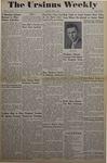 The Ursinus Weekly, June 4, 1945 by Jane Rathgeb and Irene Suflas
