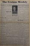 The Ursinus Weekly, June 11, 1945
