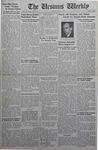 The Ursinus Weekly, July 26, 1943