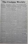 The Ursinus Weekly, August 23, 1943