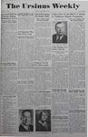 The Ursinus Weekly, December 13, 1943