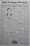 The Ursinus Weekly, January 31, 1944 by Marion Bright, James Money, and Joy Harter