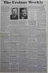 The Ursinus Weekly, April 17, 1944