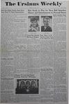 The Ursinus Weekly, May 29, 1944
