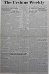 The Ursinus Weekly, June 12, 1944