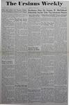 The Ursinus Weekly, June 26, 1944