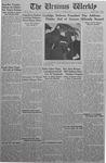 The Ursinus Weekly, October 19, 1942