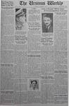 The Ursinus Weekly, November 2, 1942