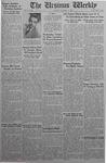 The Ursinus Weekly, November 16, 1942