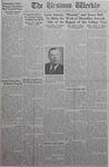 The Ursinus Weekly, November 30, 1942