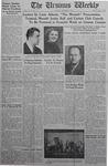 The Ursinus Weekly, December 7, 1942