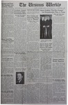 The Ursinus Weekly, December 14, 1942
