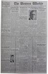 The Ursinus Weekly, January 11, 1943