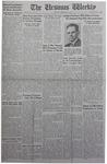 The Ursinus Weekly, February 8, 1943 by J. William Ditter Jr., Jim Zeigler, Bob Wilson, and Richard Wentzel