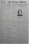 The Ursinus Weekly, April 5, 1943